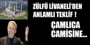 Zülfü Livaneli'den anlamlı teklif!
