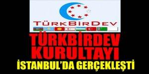 İstanbul'da dev Türk kurultayı