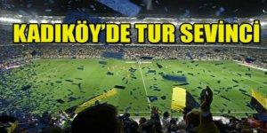 Kadıköy'de tur sevinci