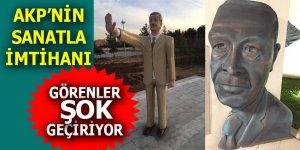 """AKP'nin """"sanatla"""" imtihanı"""