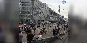 Moskova'da kırmızı alarm: 20 bin kişi tahliye