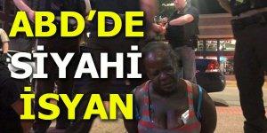 ABD'de siyahi isyan