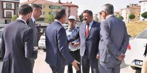 AK Partili vekil Vali'ye isyan etti