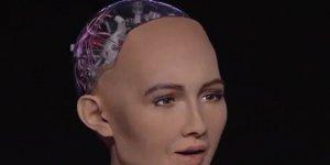Bir Robot'ta ilk defa vatandaşlık verildi