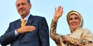 Emine Erdoğan'a sürpriz destek