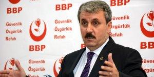 Destici'den 'Terör Devleti' açıklaması