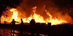Çin'in başkenti Pekin'de yangın: 19 ölü, 8 yaralı