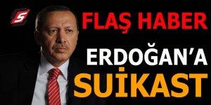 Erdoğan'a suikast!