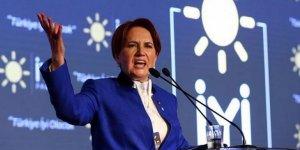 Akşener İYİ Parti'nin oy oranını açıkladı