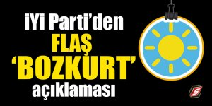İYİ Parti'den flaş 'Bozkurt' açıklaması