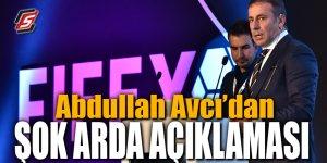Abdullah Avcı'dan şok Arda Turan açıklaması
