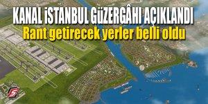 Kanal İstanbul güzergahı açıklandı! Rant getirecek yerler belli oldu