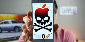 Dikkat! Bir mesajı ile iPhone'lar çöküyor!