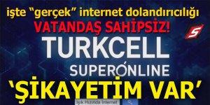 Türkiyede Gerçek Internet Dolandırıcılığı Superonlinedan