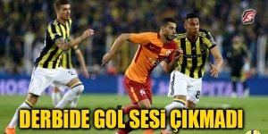 Fenerbahçe – Galatasaray derbisi berabere bitti