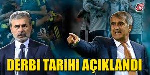 Fenerbahçe – Beşiktaş derbisi ne zaman oynanacak?