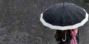 Dikkat! Sağanak yağış uyarısı