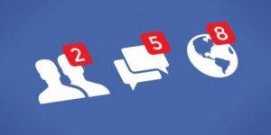 Size Facebook'tan mesaj geldi mi?