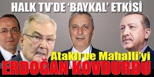 Ataklı ve Mahalli'yi Baykal'a Erdoğan kovdurdu
