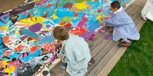 Çocuğunuzu okuldan önce sanatla tanıştırın