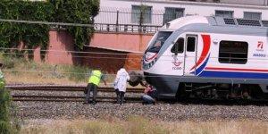 Liseli gencin feci ölümü! Trenin altında kaldı