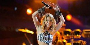 İstanbul'da Shakira rüzgarı esecek!