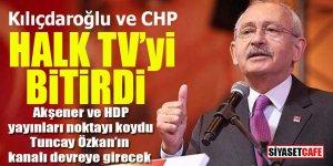 CHP Halk TV'yi bitirdi