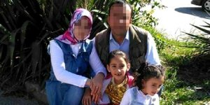 Cinnet getiren anne çocuklarını resmen katletti!