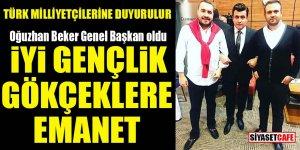 """İYİ Parti gençliği """"Gökçeklere"""" emanet!"""