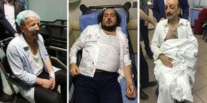 Saldırının ardından AK Parti'den ilk açıklama