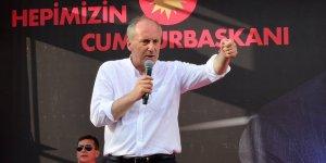 İnce'nin Ankara mitingine kaç kişi katıldı? Gökçek açıkladı