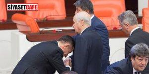 İYİ Parti'den, Bahçeli'nin elini öpen vekile kritik görev!