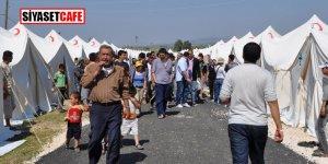 Nüfusta Suriyeli yükselişi