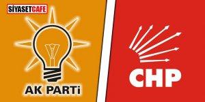 CHP'li üye Ak Parti'yi övünce kürsüden indirildi