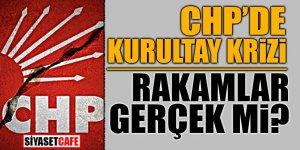 CHP'de Kurultay krizi! Rakamlar gerçek mi?