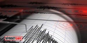 Düzce'de korkutan deprem!