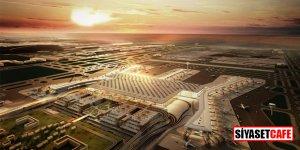 Yeni havalimanından ilk uçuşun tarihi belli oldu