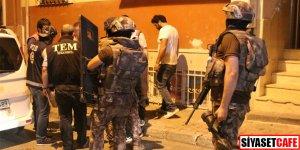 Dev operasyon: İstanbul'da 112 adrese baskın!
