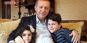 Erdoğan dede oldu