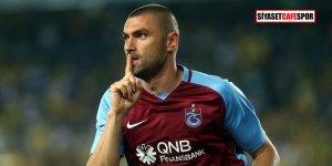 Trabzonspor'dan flaş Burak Yılmaz açıklaması