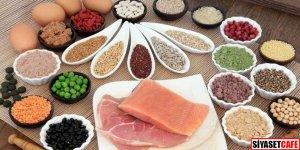 Protein Eksikliğiniz Olduğunun 5 Belirtisi