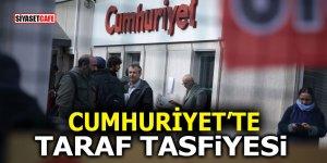 Cumhuriyet'te Taraf tasfiyesi