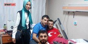 15 Temmuz Gazisinin evini soydular! Erdoğan ziyaret etmişti