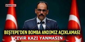 Beştepe'den bomba 'Andımız' açıklaması