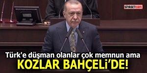 Türk'e düşman olanlar çok memnun ama kozlar Bahçeli'de!