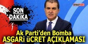 Ak Parti'den bomba 'Asgari Ücret' açıklaması