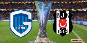 Genk – Beşiktaş maçı saat kaçta hangi kanalda yayınlanacak?