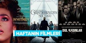 Haftanın Filmleri (16 - 23 Kasım 2018)