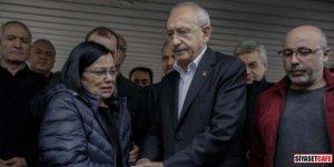 CHP'nin acı günü... Kılıçdaroğlu'ndan taziye ziyareti!