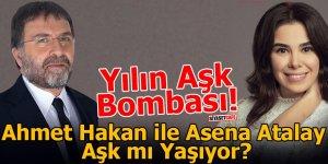 Yılın Aşk Bombası! Ahmet Hakan ile Asena Atalay Aşk mı Yaşıyor?
